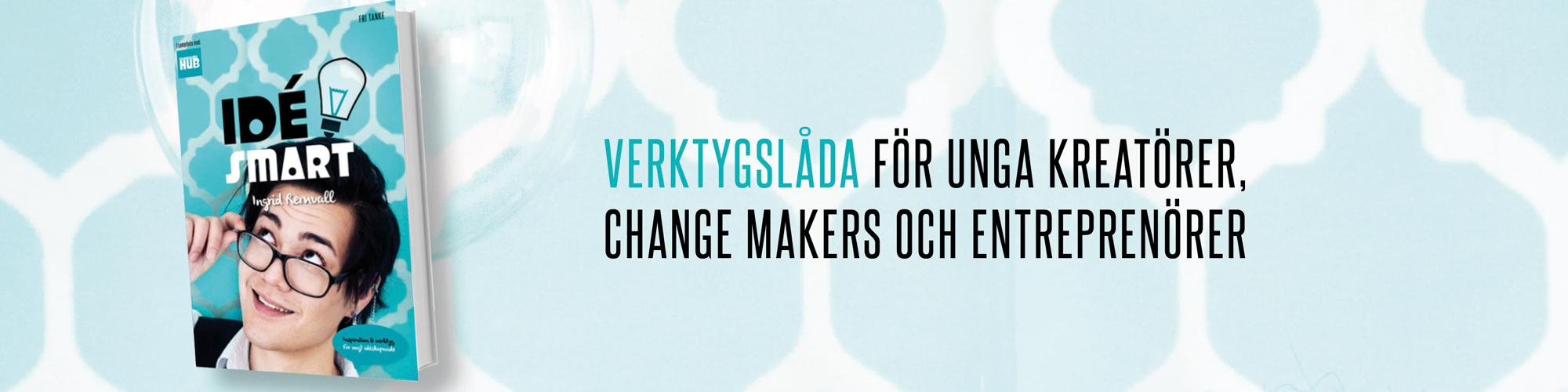 Idésmart, Idesmart: bok för ung innovation och ung företagsamhet